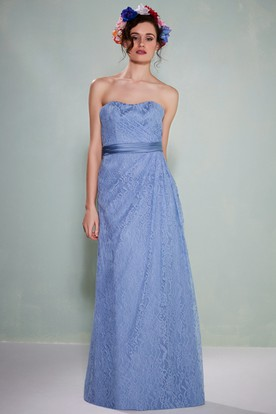 Cornflower Blue Bridesmaid Dresses | Blue Bridesmaid Dresses