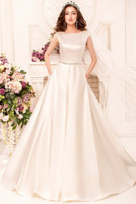 Yui Hatano Wedding Dress