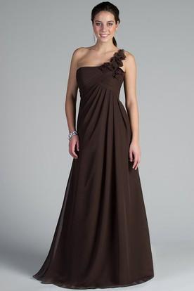 Chocolate Brown Bridesmaid Dresses  Chocolate Bridesmaid Dresses