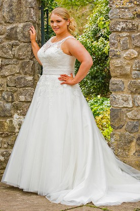Lavish Yvonne Wedding Dress