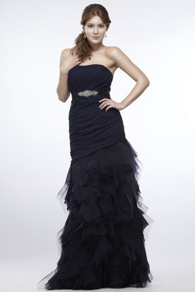Black Strapless Prom Dresses - Strapless Prom Dresses - UCenter Dress