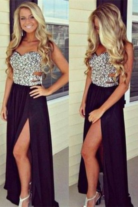 Best Prom Dress Style For Big Bust Ucenter Dress