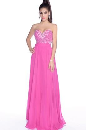 Aventura Mall Prom Dress