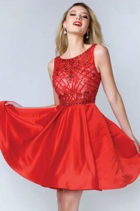 Satin and lace prom dresses chatsworth ga