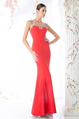 Pencil Prom Dresses  85e194783