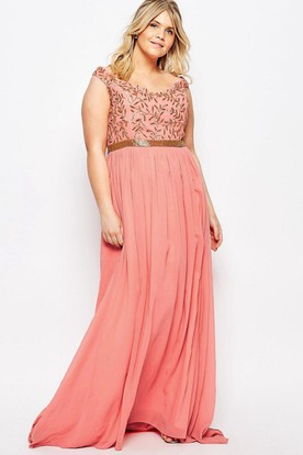 Coral Bridesmaid Dresses | Coral Pink Bridesmaid Gowns - UCenter Dress