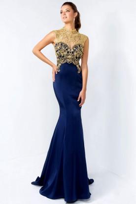 Midnight Blue Prom Dresses  Navy Blue Prom Dresses