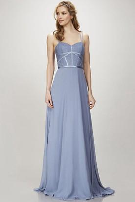 Slate Blue Bridesmaid Dresses  Dusty Blue Bridesmaid Dresses ...