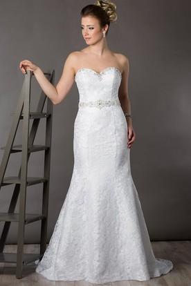 Wedding Dress Train Attachment