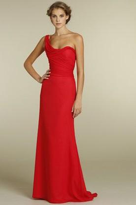 Red Bridesmaid Dresses  Red Formal Dresses - UCenter Dress