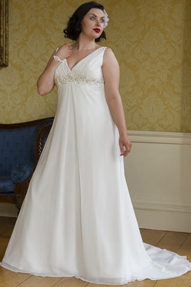 Plus Size Casual Wedding Dresses  Casual Wedding Dresses For Big ...