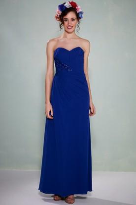 Royal Blue Bridesmaid Dresses  Navy Bridesmaid Dresses - UCenter ...