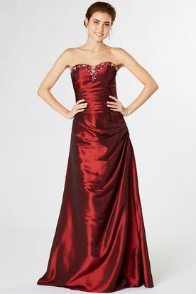 Taffeta Bridesmaid Dresses  Taffeta Bridesmaid Gowns
