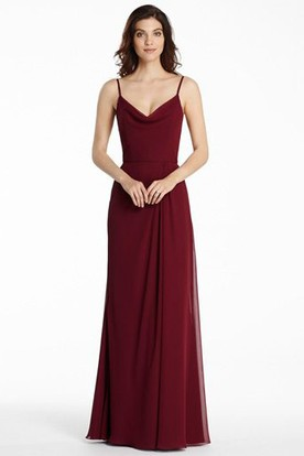 Burgundy Bridesmaid Dresses  Burgundy Bridesmaid Gowns - UCenter ...