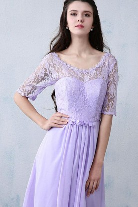 Ugly Lavender Bridesmaid Dresses | UCenter Dress