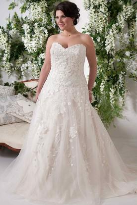 Romantic Agnes Wedding Dress