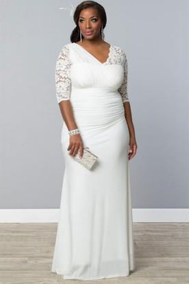 Cheap Plus Size Wedding Dresses | Unique Design - UCenter Dress