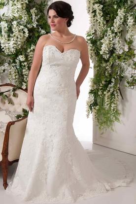 Flipped Emma Wedding Dress