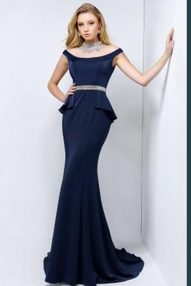 Midnight Blue Prom Dresses - Navy Blue Prom Dresses - UCenter Dress
