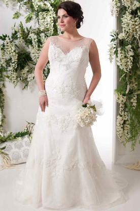 Glamorous Tracy Wedding Dress