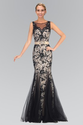 Black And White Prom Dresses | White And Black Formal Dresses ...