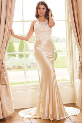 Ivory Wedding Dresses - Classic Wedding Dresses - UCenter Dress