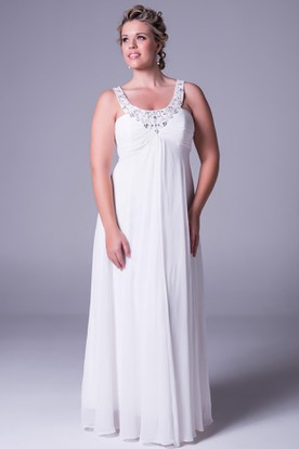 Plus Size Maternity Wedding Dresses | Maternity Bridal Gowns ...