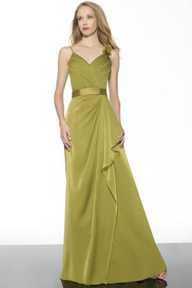 Olive Green Bridesmaid Dresses   Olive Bridesmaid Dresses ...