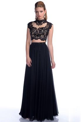 Long Black Formal Dresses | Long Black Dresses - UCenter Dress