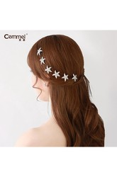 Bride Jewelry Rhinestone Headdress Hairpin Jewelry
