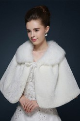 Bride Wedding Shawl Winter Winter Section Bride Thickened Cape Hair Shawl
