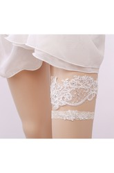 Bridal Garter Two-piece Lace Garter Within 16-23inch