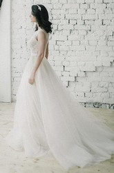 Wedding Belardi Tulle Wedding Romantic Wedding Lace Dress