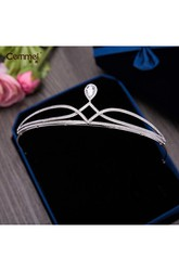 Korean Bride Crown Headdress Three Sets Of Wedding Accessories Wedding Dress Accessories Necklace