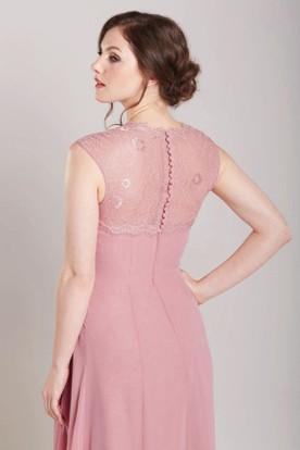 c826cfa97a08b Dusky Pink Bridesmaid Dresses | Dusty Rose Bridesmaid Dresses ...