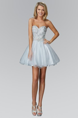 Prom Dress You Could Wear with Bra, formal
