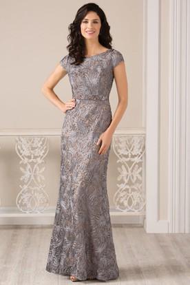 Modest Prom Dresses | Modest Evening Dresses - UCenter Dress