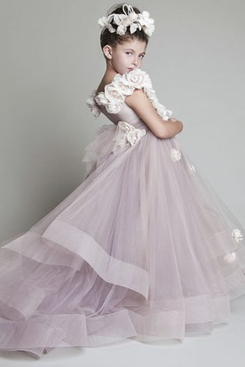 a8c0b1512 Purple Flower Girl Dresses | Flower Girl Dresses Shop by Color ...