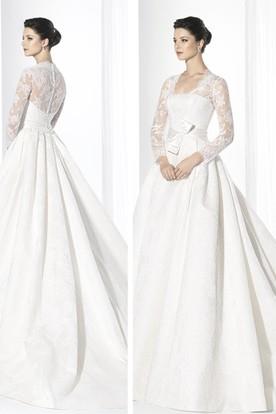 Classy Elegant Wedding Dresses