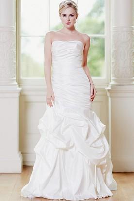 Wedding Dresses Without Train - UCenter Dress