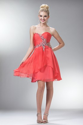 Prom Dresses For Large Busts | Large Chest Prom Dresses - UCenter Dress