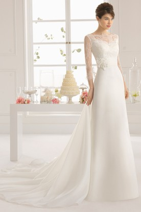Wedding Dresses for Older Brides | Mature Brides - UCenter Dress