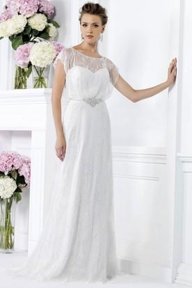 1920s Wedding Dresses | Flapper Wedding Dresses - UCenter Dress