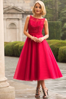 Lace Vintage Bridesmaid Dresses