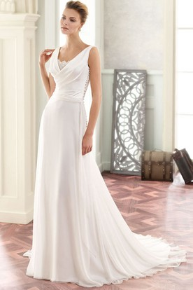 Cheap Simple Wedding Dresses Under 100