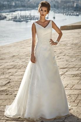 Vow Renewal Dresses   Bridal Wedding Dresses - UCenter Dress