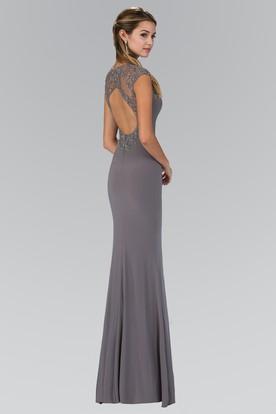 Grey Formal Dresses