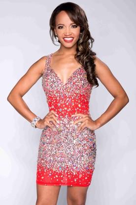 Short Homecoming Dresses | Short Prom Dresses - UCenter Dress