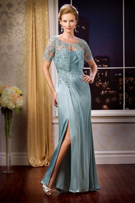 Mother of the bride dresses with jackets summer jobs