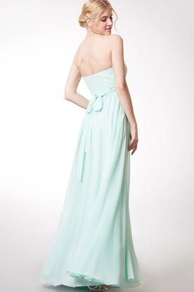a9ba8133c6 Egg Duck Blue Color Bridesmaid Gowns - Ucenter Dress